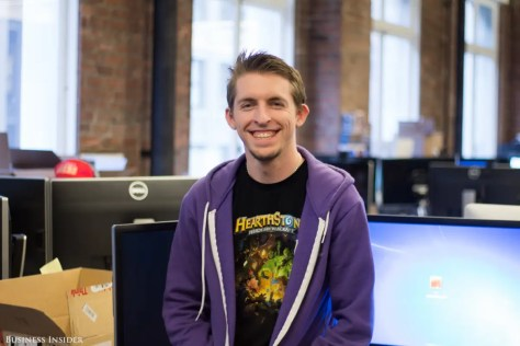 Tyler Nosenzo caught the attention of Twitch's community moderators for his funny and insightful comments on the stream. Now he works as an associate in the Partners Program, identifying talented broadcasters and helping them grow their subscriptions.