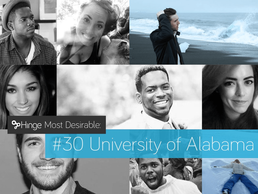 30. University of Alabama