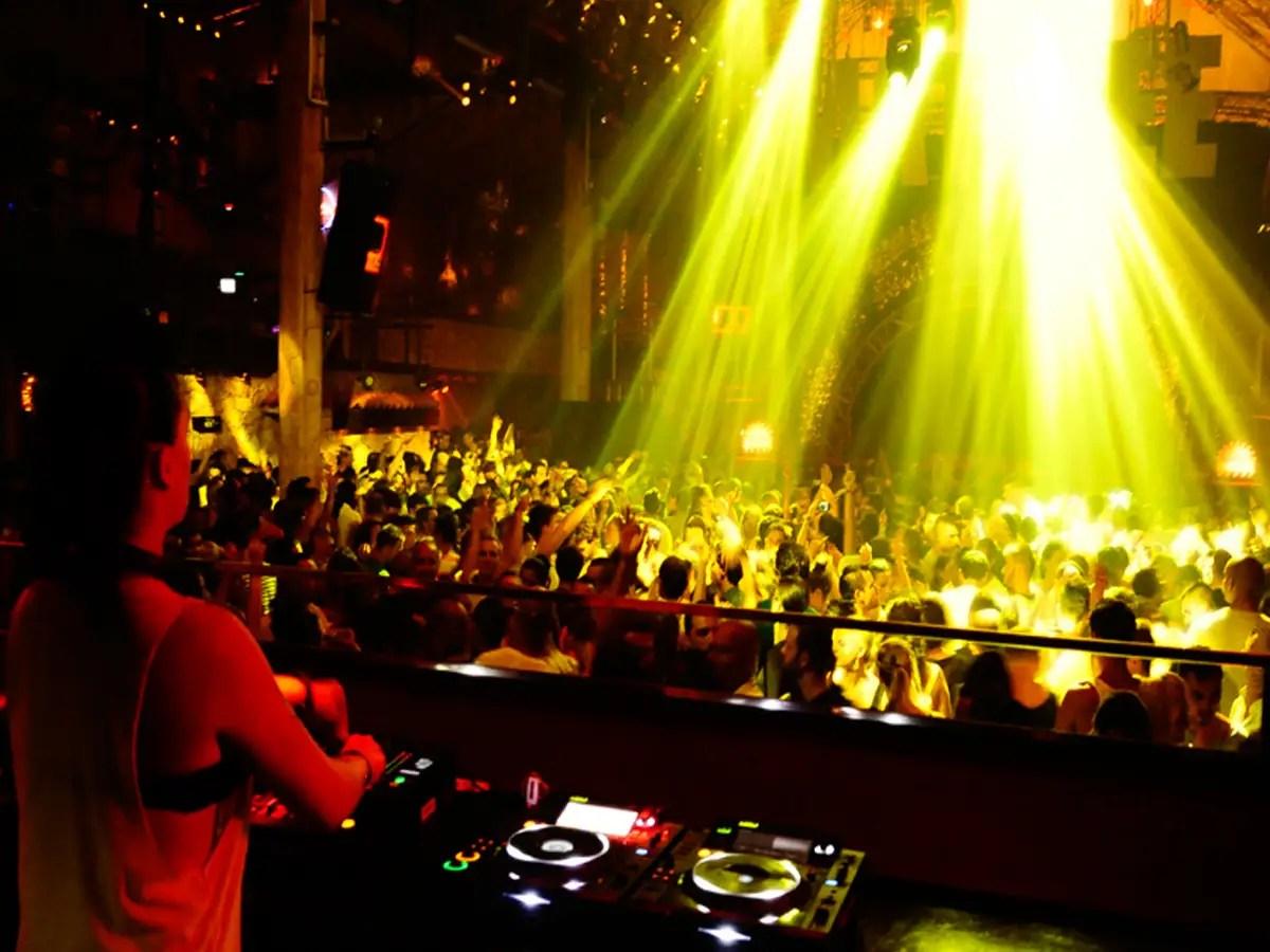 Go clubbing at the world renowned Amnesia in Ibiza.