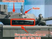 New Russian Battle Tank