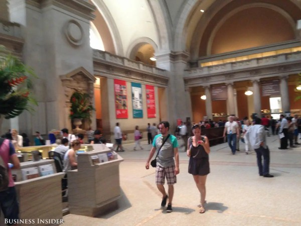 Private Tour Of Empty Metropolitan Museum