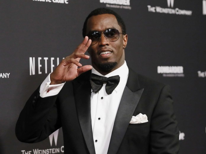 Diddy landed in the No. 1 spot, raking in $60 million.