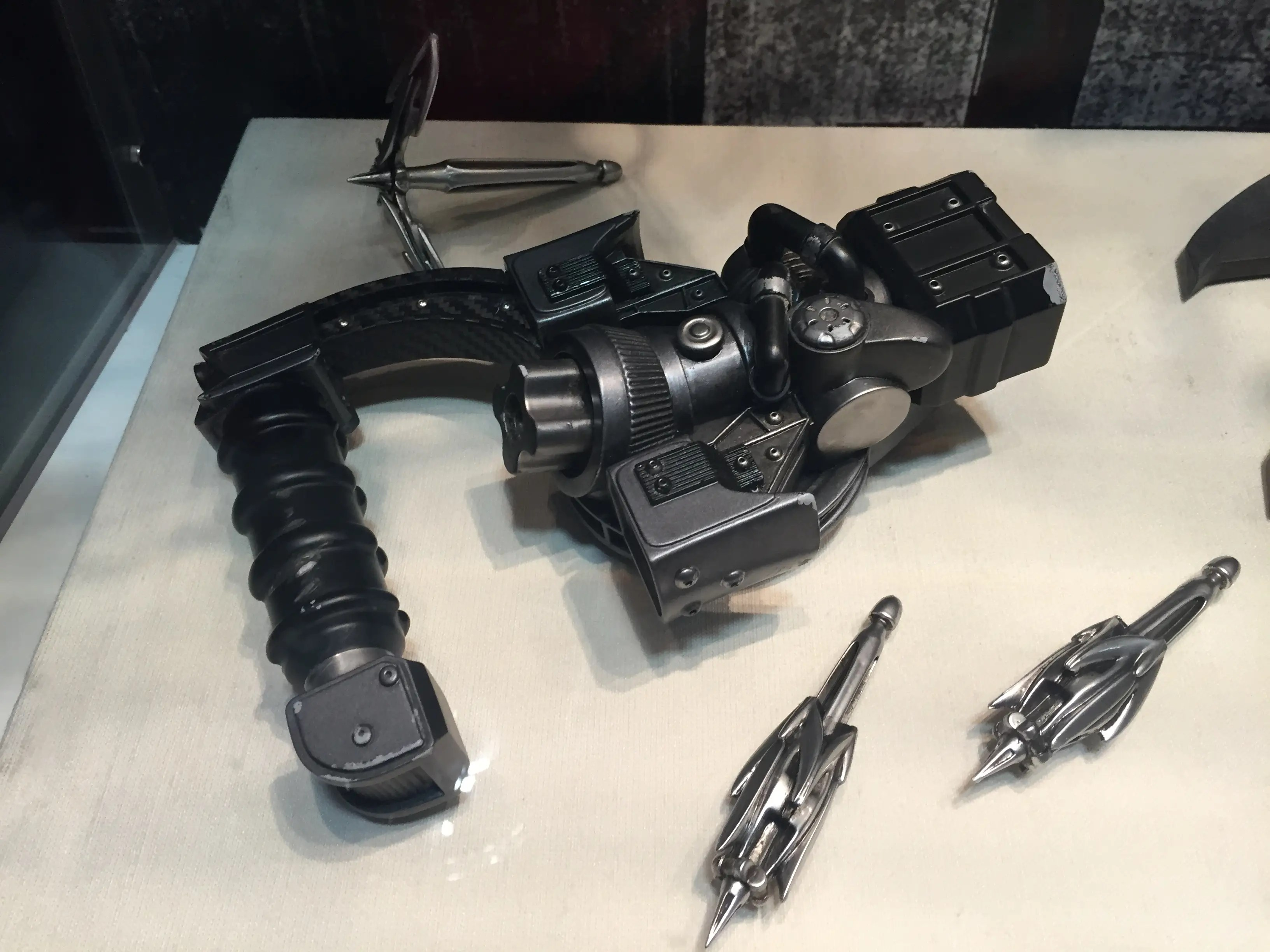 Batman Grapple Gun Prop