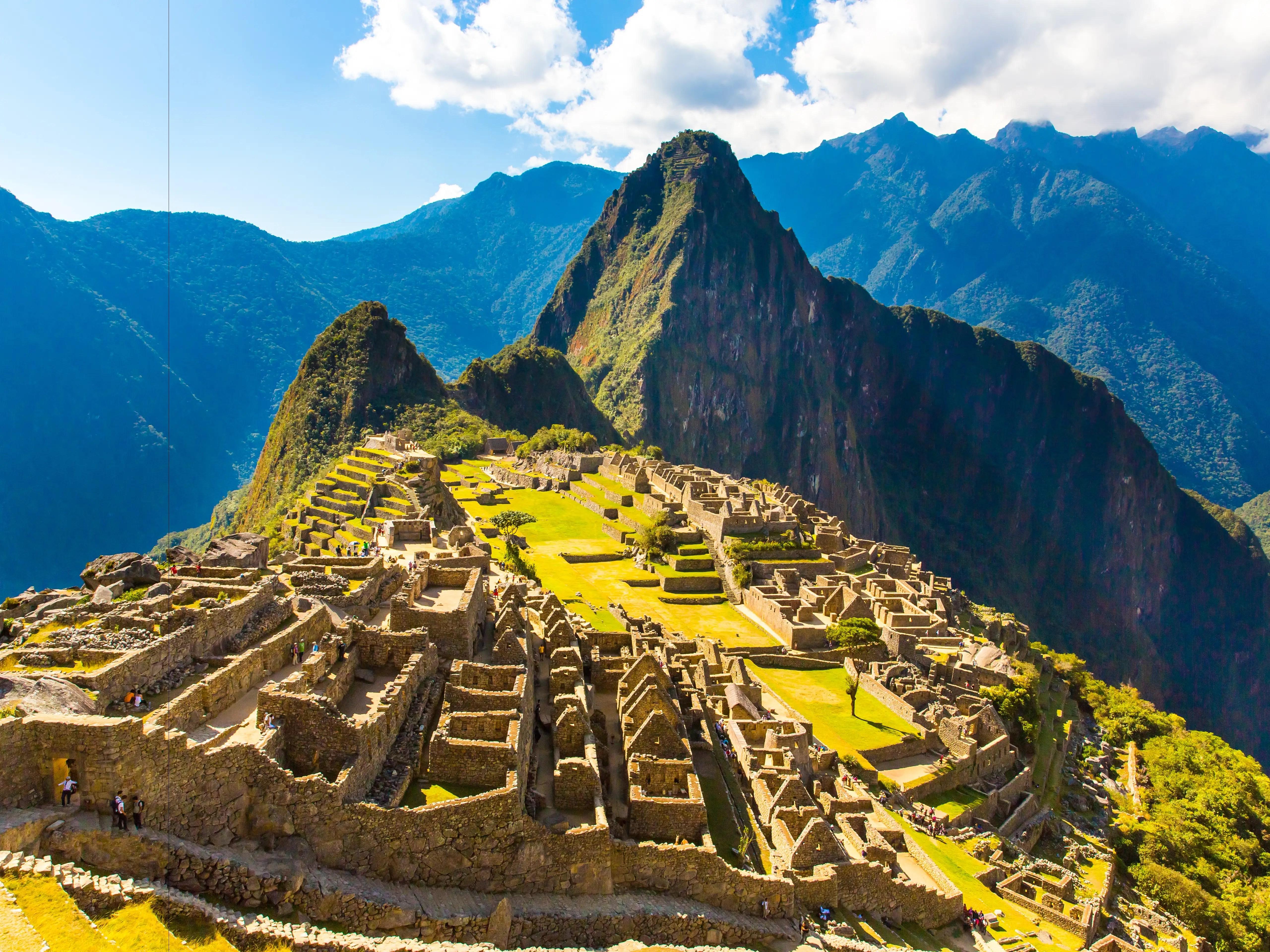 3. Machu Picchu, Peru
