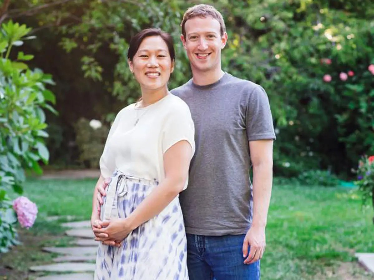 Image result for Mark Zuckerberg and Priscilla Chan