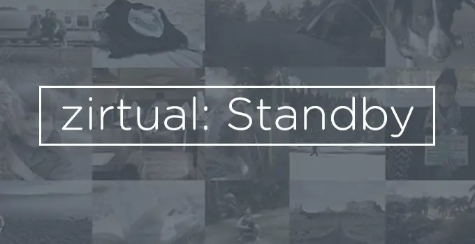 Zirtual Standby Message