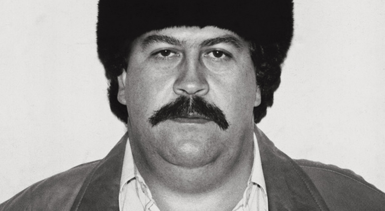 1. In the mid-1980s, Escobar's cartel brought in an estimated $420 million a week, which totals almost $22 billion a year.