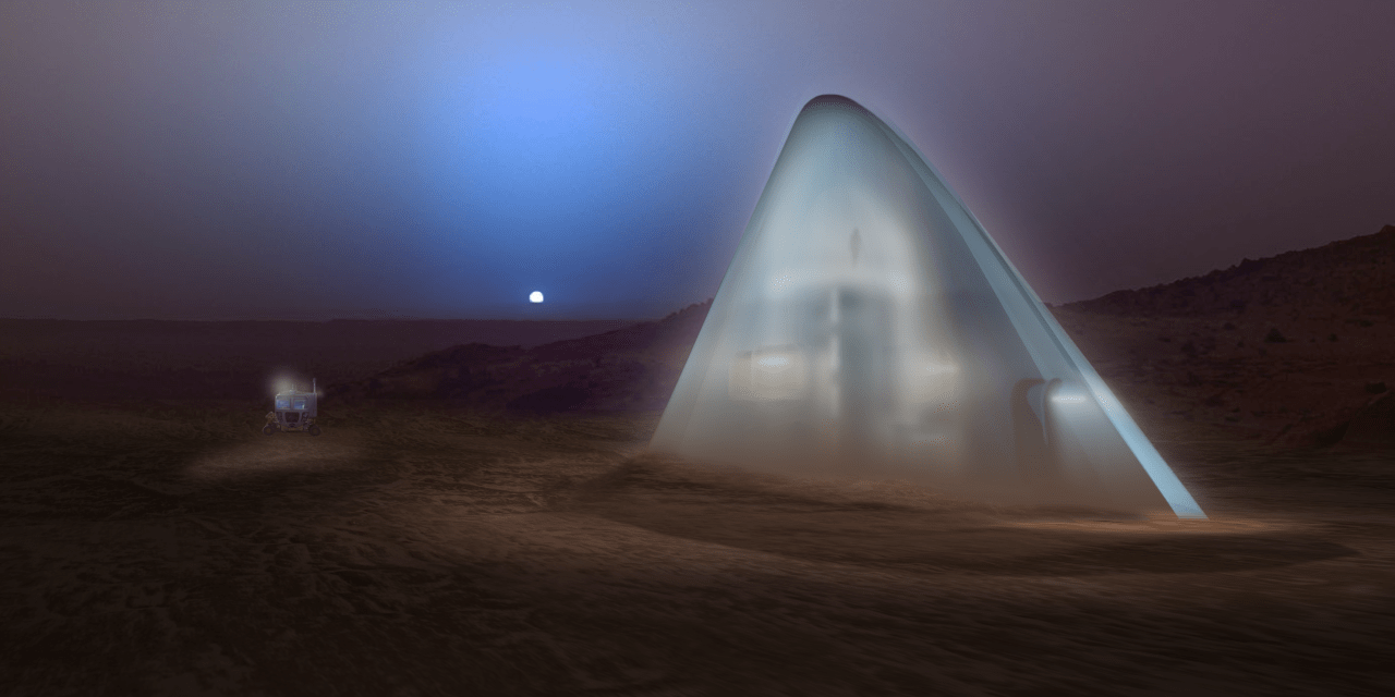 10 designs from NASAs Mars habitat challenge  Business