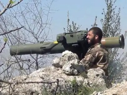 TOW syria