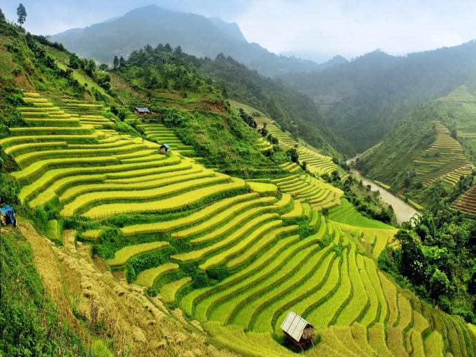 melhores lugares para viajar no mundo - vietnam