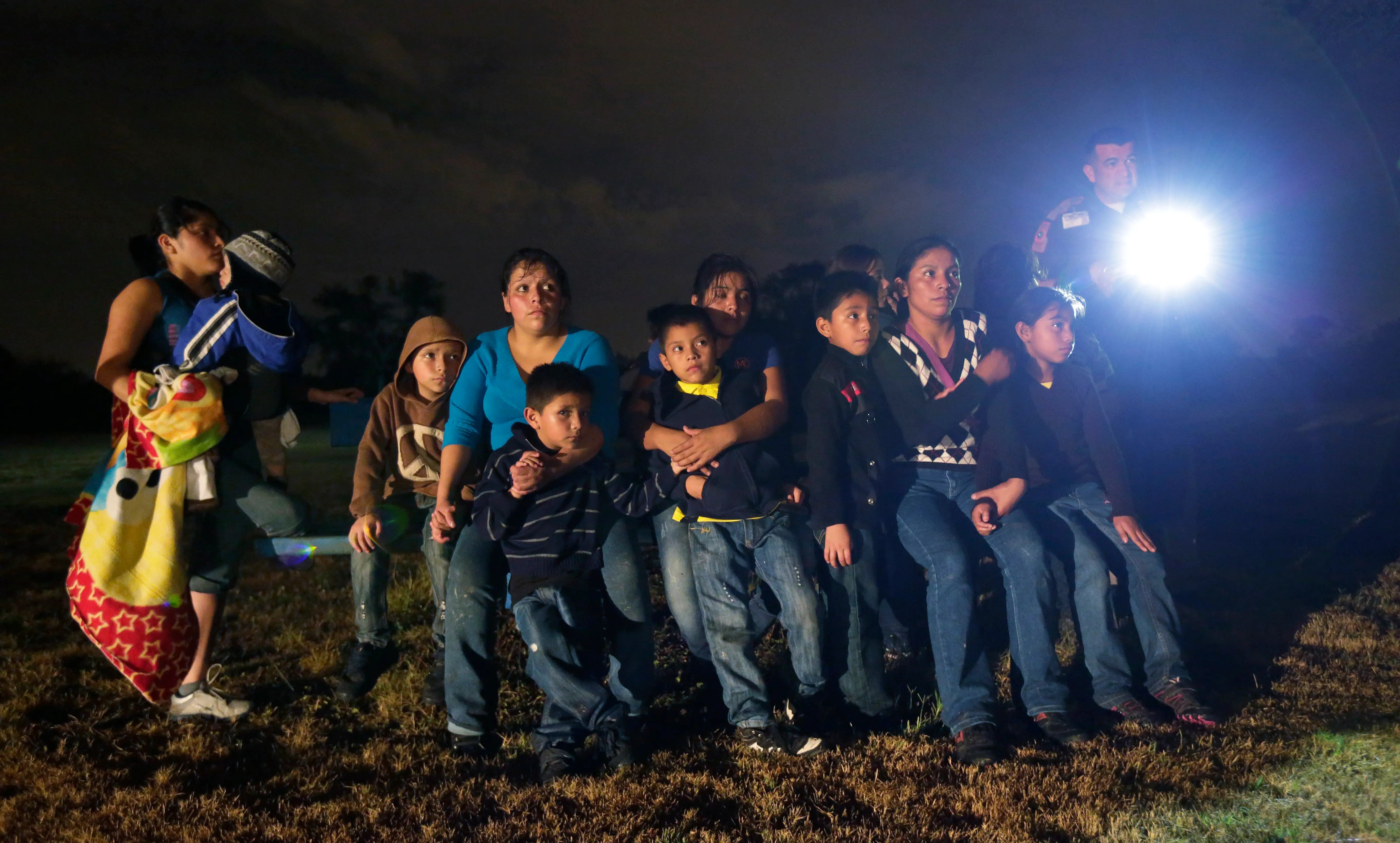 central america child migrants