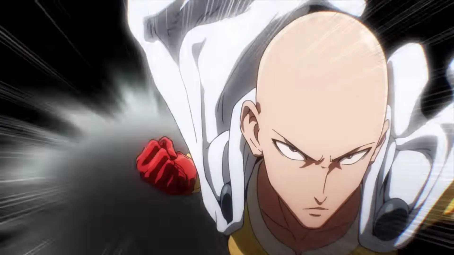 One Punch Man This is the REAL One-Punch Man.