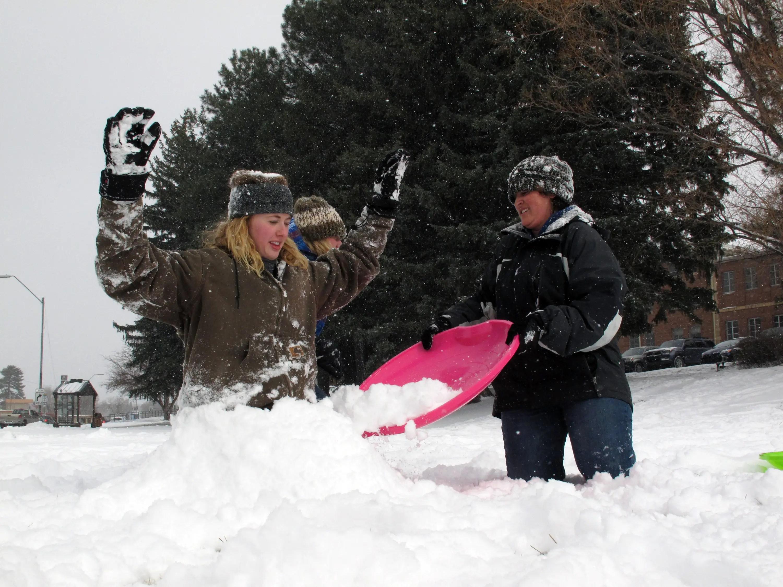 Arizona Snow AP
