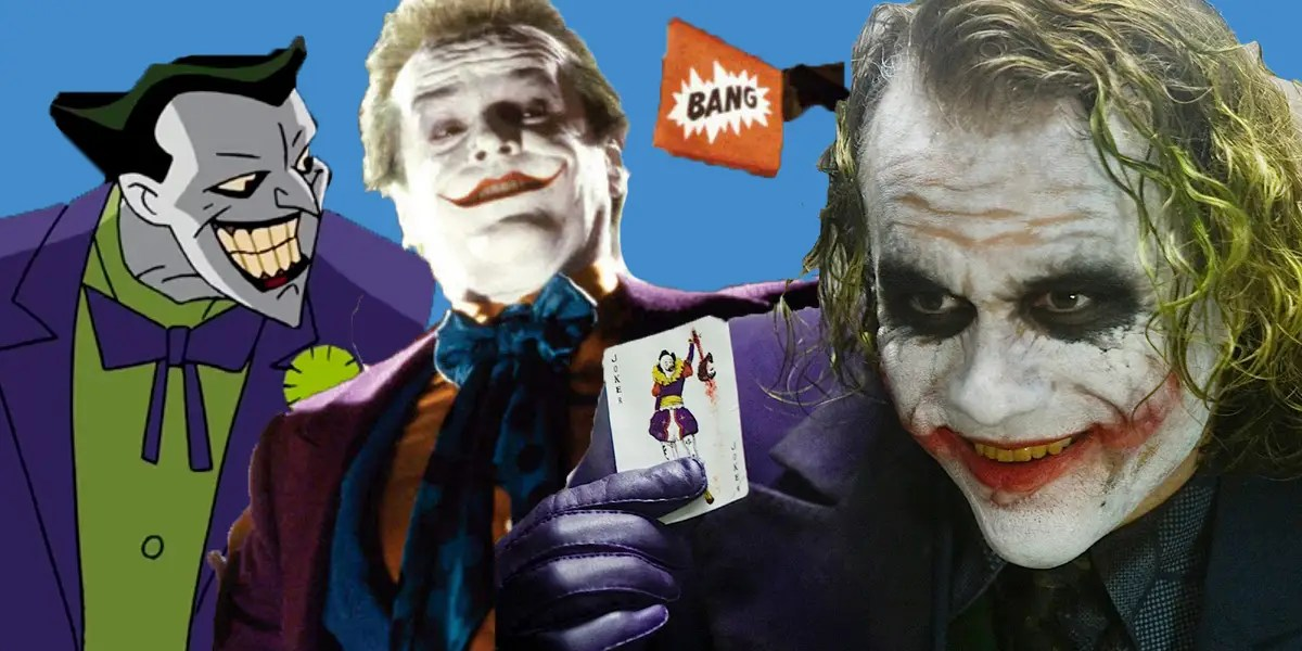 Image result for actors who have played the joker