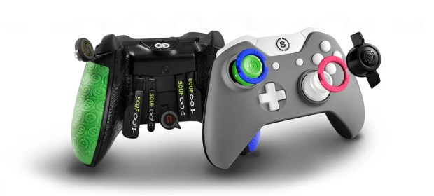 SCUF Gaming customized controllers, $300