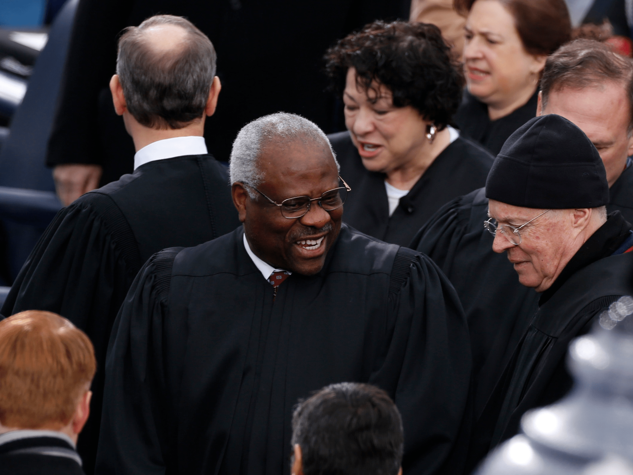 Clarence Thomas Supreme Court