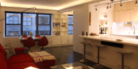 Inside a luxury micro-apartment in New York City ...