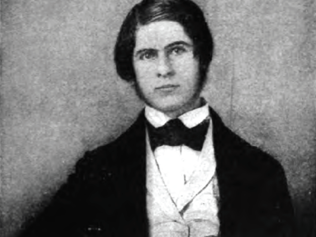 Jay Cooke is known as the man who financed the Union in the Civil War.