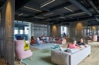 Google's new 11-storey office in London's King's Cross ...