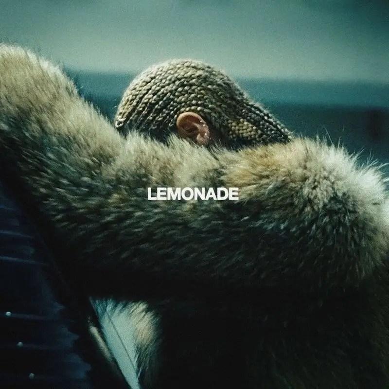"1. Beyoncé —""Lemonade"""