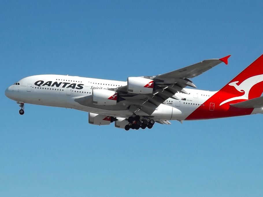 15. Qantas