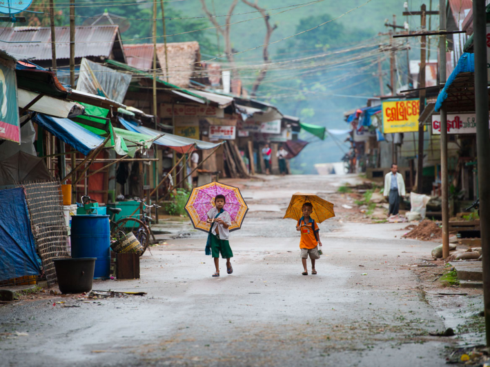 8. Myanmar — Myanmar has one of the biggest income gaps in the world, with a Wealth X report in 2014 showing that the country's poor are one of the most marginalised groups on earth.