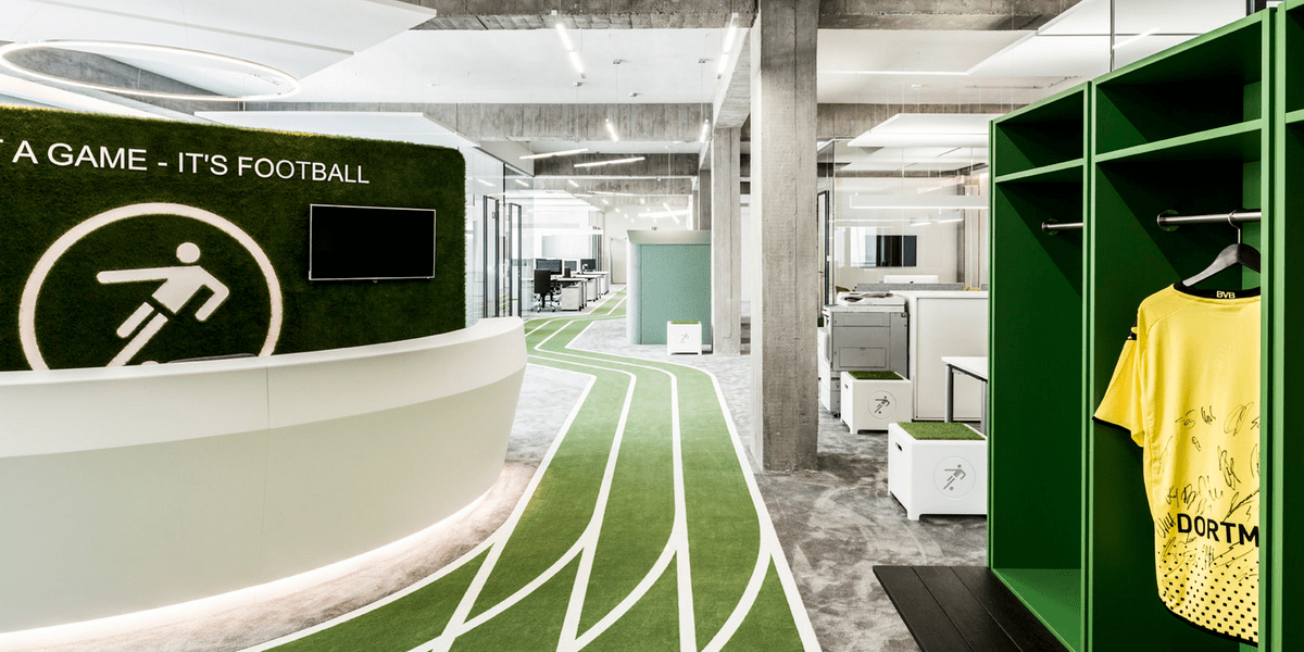 Coolest office spaces around the world  Business Insider