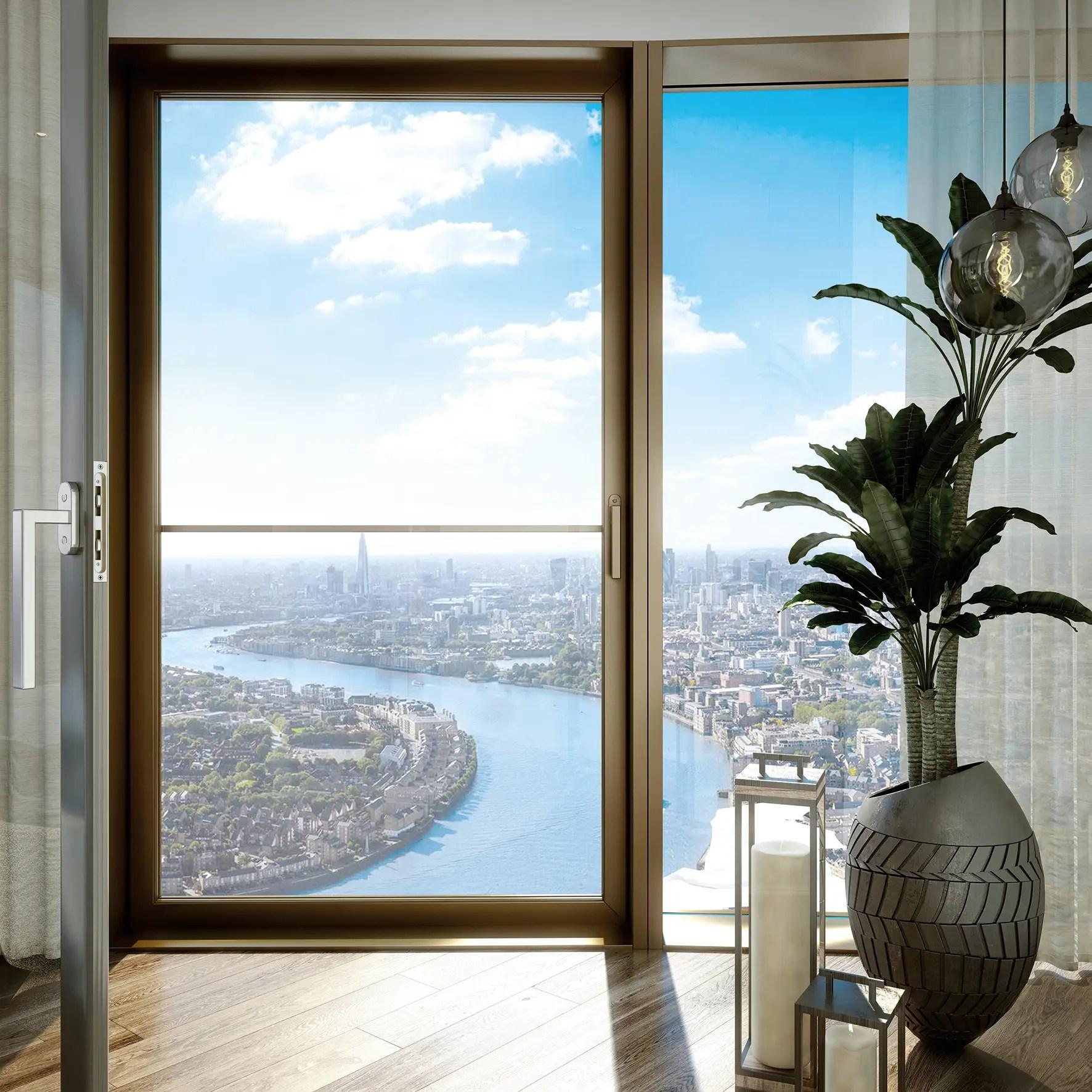Spire London Londons New 800 Million Skyscraper In