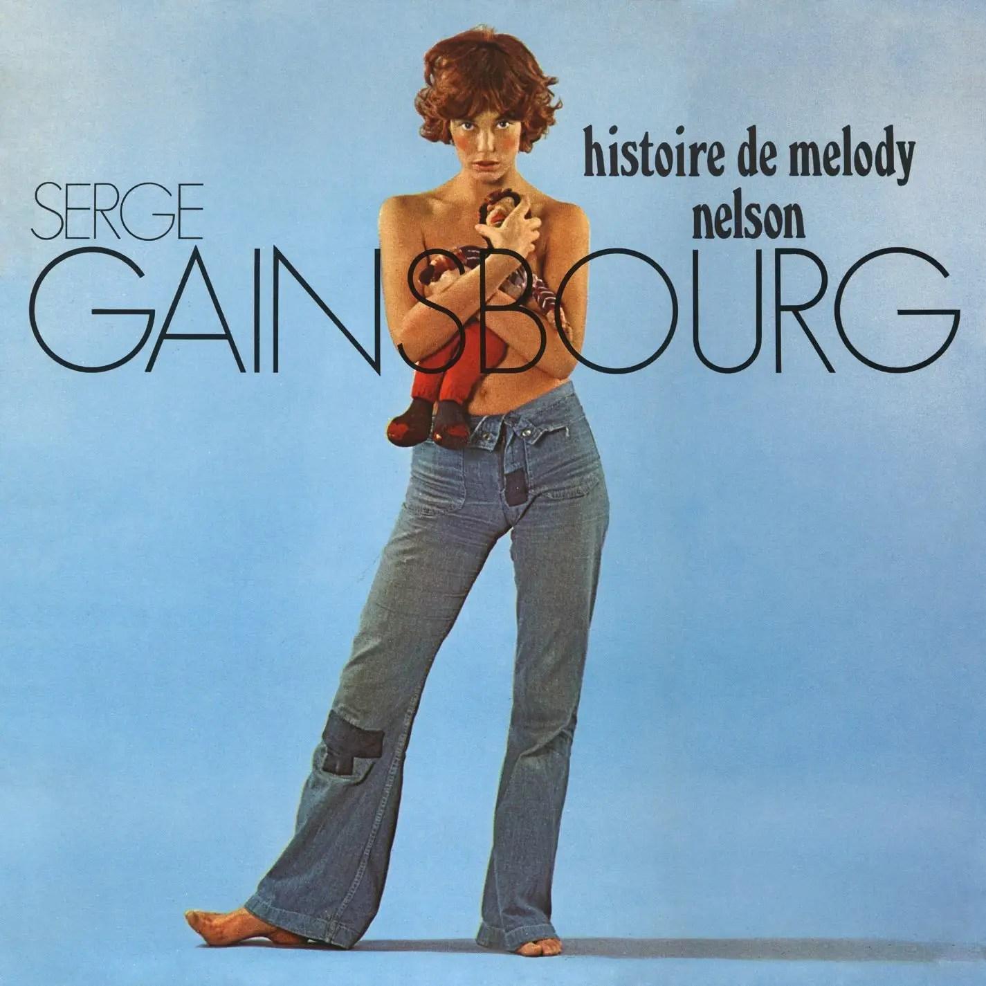 "2009: Serge Gainsbourg — ""Histoire de Melody Nelson"""