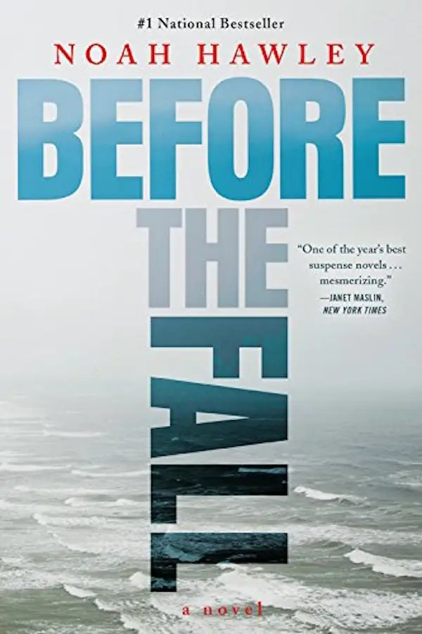 "9. ""Before the Fall"" by Noah Hawley"