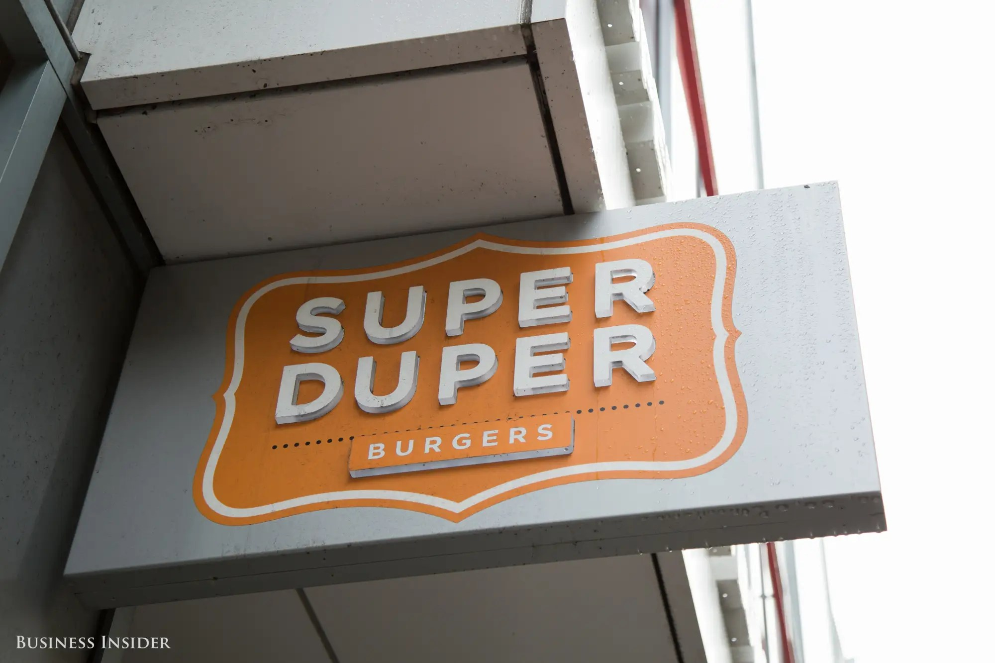 San Francisco S Super Duper Burger Review And Photos