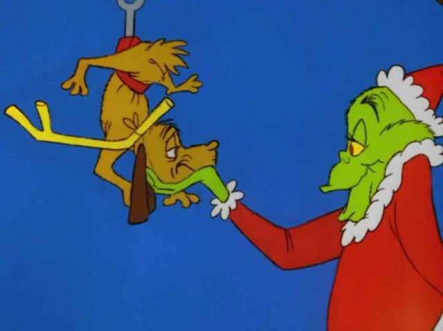 Dr. Seuss' How the Grinch Stole Christmas 1966