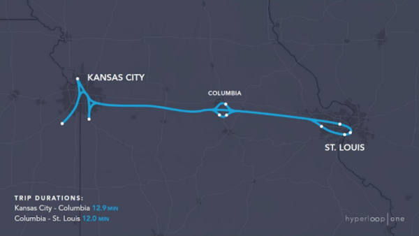 3. Team Hyperloop Missouri