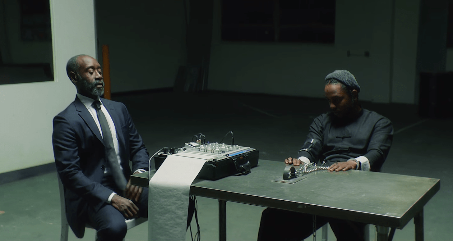 Kendrick Lamar / Don Cheadle (