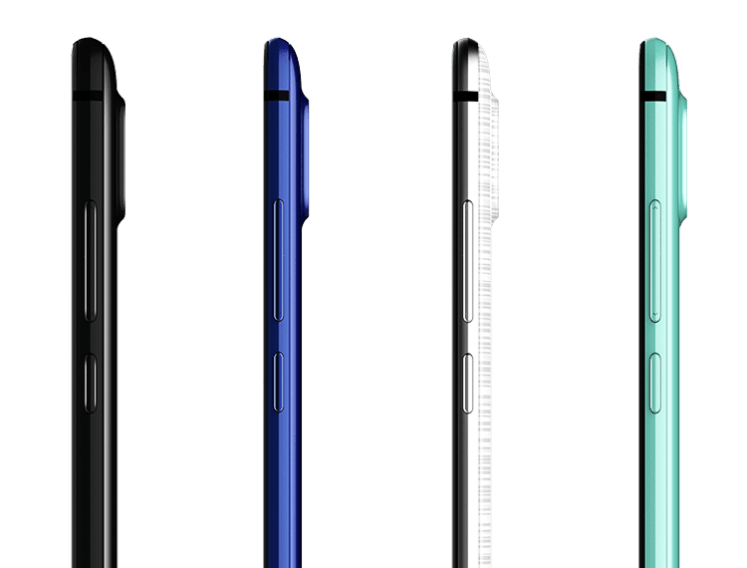 Again, it's unlikely the Aquos S2 will ever arrive in the US. But it looks to be an amalgamation of where smartphone design is trending in 2017, and, potentially, what the new normal for phones may become in the years ahead.