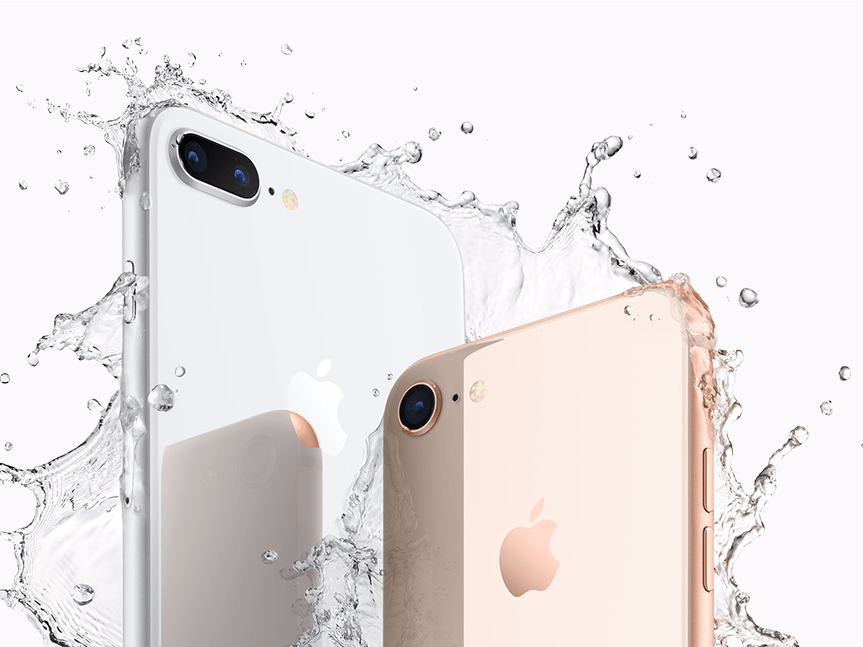 There are also two more new iPhones: iPhone 8 and iPhone 8 Plus.