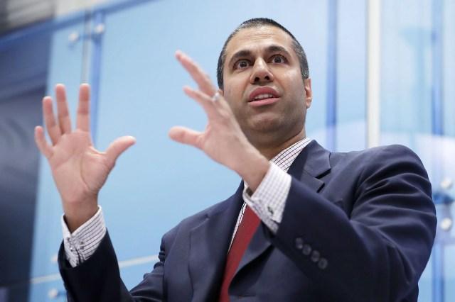ajit pai chairman fcc federal communications commission net neutrality
