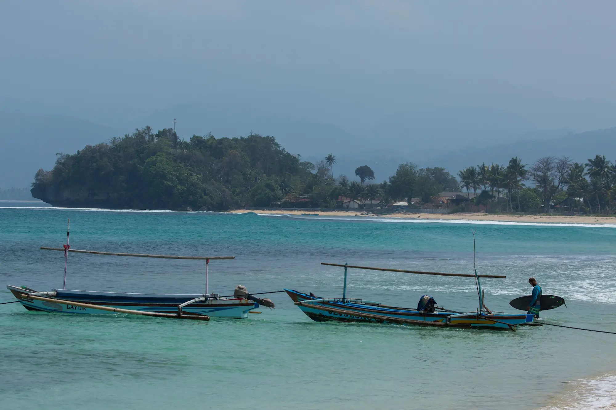Krui, Sumatra.