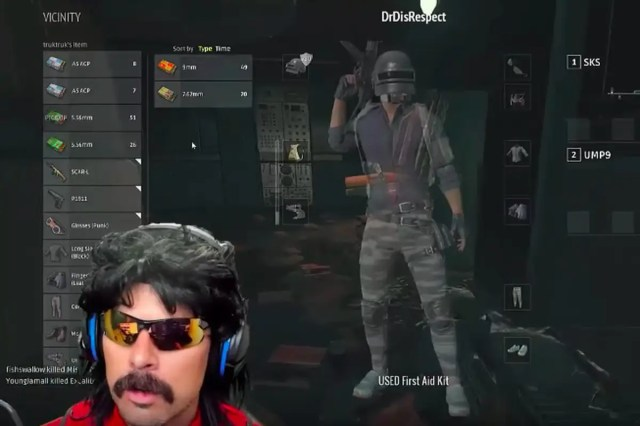 Dr. Disrespect (Twitch)