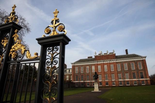 Kensington Palace general view