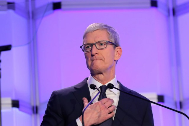 Tim Cook's ADL speech