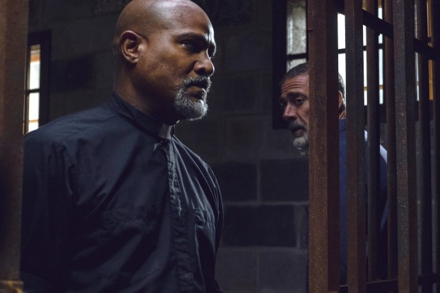 walking dead twd seth gilliam father gabriel negan