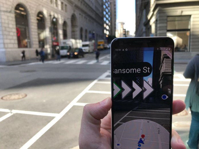 Google Maps is getting a useful new feature that shows you which direction to walk in — heres how to use it (GOOGL, GOOG)