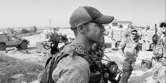 Chief Special Warfare Operator Edward