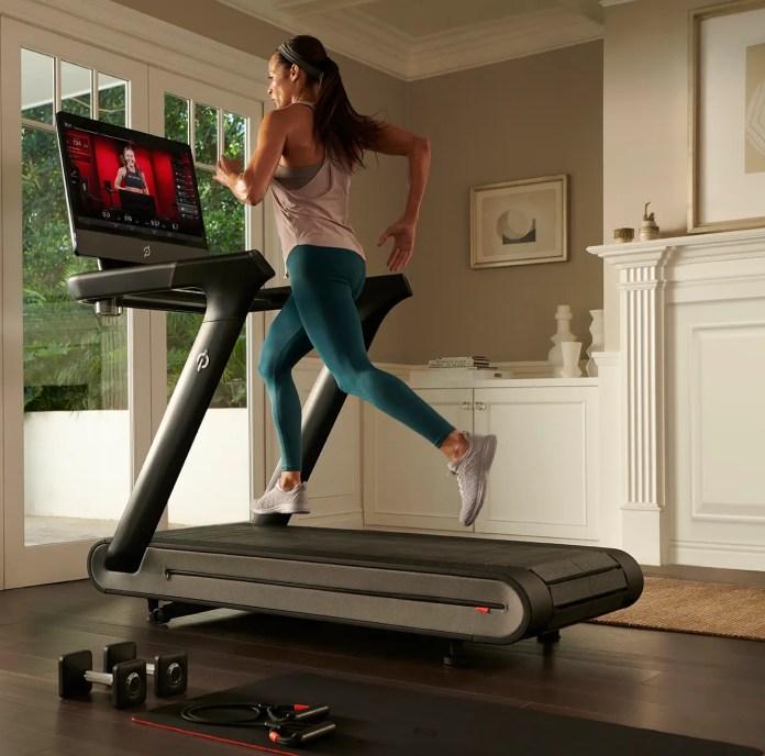 Peloton's Tread treadmill