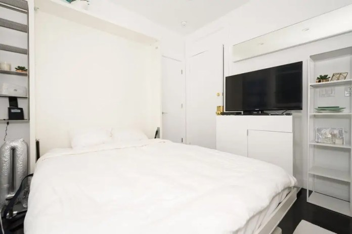 The building that is renting San Francisco's smallest apartment also has a unit that combines a shower, toilet, and sink
