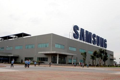 Công ty Samsung Thái Nguyên
