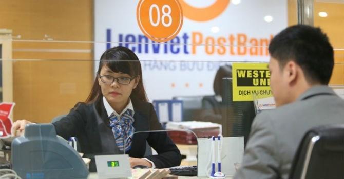 LienVietPostBank điều chỉnh kế hoạch năm 2018
