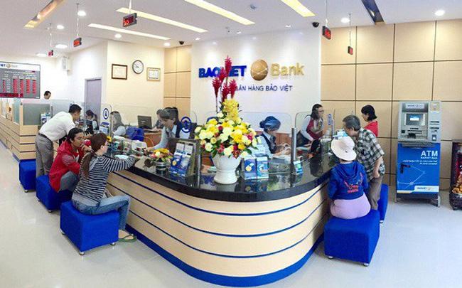 Ngân hàng Bảo Việt 6 tháng báo lãi 24 tỷ đồng, đạt 16% kế hoạch năm