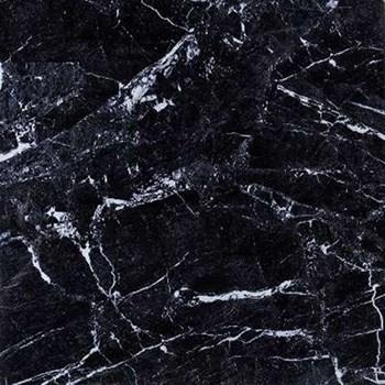 Gạch giả vân đá marble đen